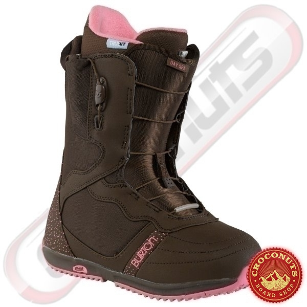 Boots Burton Day Spa Brown Pink 2014