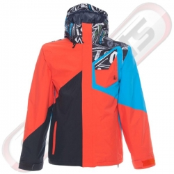Veste Volcom Versed Insulated Orange