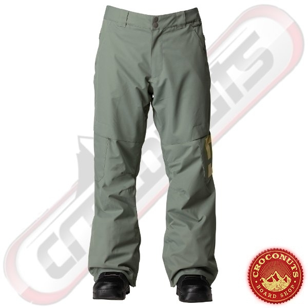Pantalon Dc Shoes Banshee Balsam Green 2014