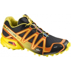 Chaussures Salomon Speedcross 3 Cs Black Clem Yellow 2014
