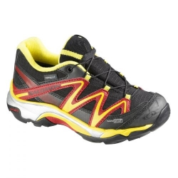 Chaussures Salomon Xt Wings Wp Black Yellow Red 2014