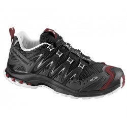 Chaussures Salomon Xa Pro 3d Ultra Black White Flea 2014