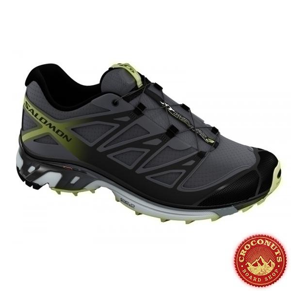 Xt Cloud Gr 3 Salomon Sur Pas Chaussures 40 On Dark Wings Autres twqT6nx