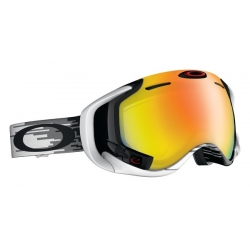 Masque Oakley Airwave 1,5 Hyperdrive Fire Iridium 2015