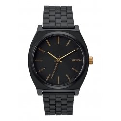 Montre Nixon Time Teller Matte Black Gold 2016 pour
