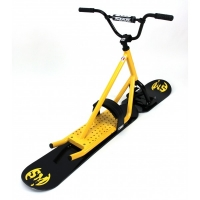 Snowscoot SM Snowscoot Alu yellow 2019