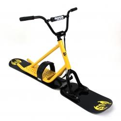 Snowscoot SM Snowscoot Alu yellow 2017 pour homme, pas cher