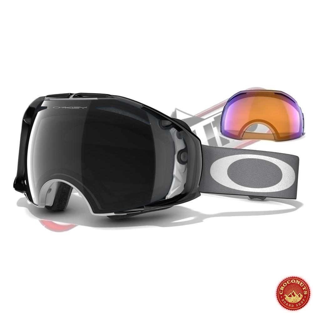 Masque Oakley Shaun White Airbrake « Heritage Malta c3d52865b2a2