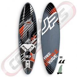 Planche Jp Australia Freestyle Wave Pro Edition 2014