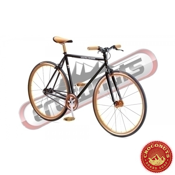 Fixie United Cruiser Black 2016