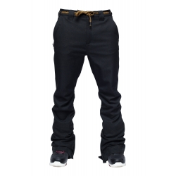 Pantalon L1 Thunder Black Stretch Twill 2015