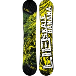Board Libtech Skate Banana yellow