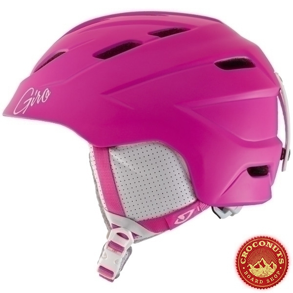 Casque Giro Decade Pink 2015