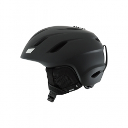 Casque Giro Nine Matte Black 2016