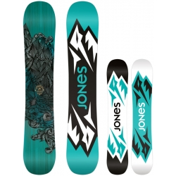 Board Jones Snowboard Mountain Twin