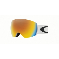Masque Oakley Flight Deck Matte White Fire Iridium 2016
