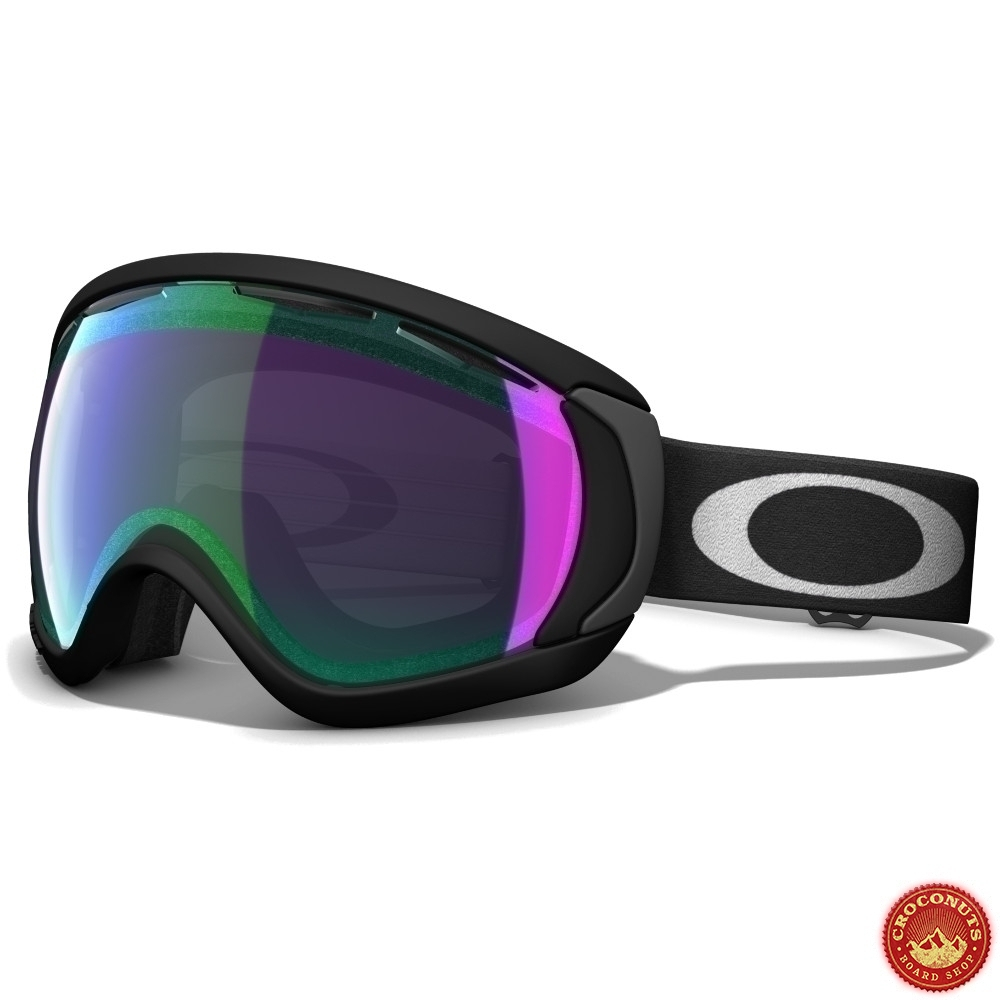 masque oakley canopy matte black prizm jade iridium snowboard oakley shop. Black Bedroom Furniture Sets. Home Design Ideas