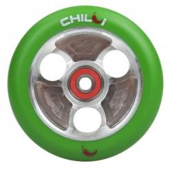 Roue Chilli Silver Vert 100mm 2020 pour homme, pas cher