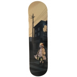 Deck 213Street Logo Urban Wood 2016