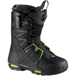 Boots Salomon Malamute Black Fluo Yellow Black 2015