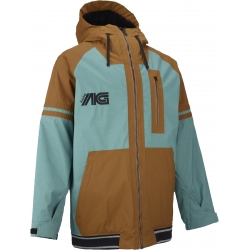 Veste Analog Greed Atlantic Blue 2015