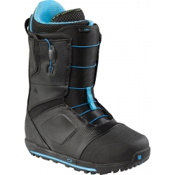 Boots Burton Ion Black Blue 2015