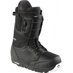 Boots Burton Ruler Black White 2015