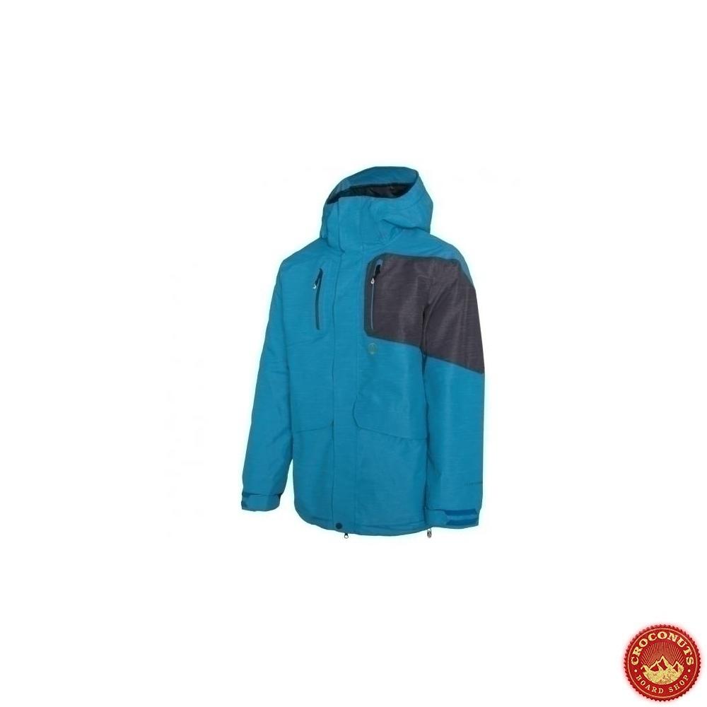 Volcom Snowboard Veste Cyan Oxnard 5vtwfqw Shop hdCBsQxtr
