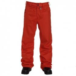 Pantalon Volcom Carbon Orange 2015 pour homme