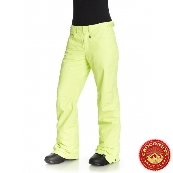 Pantalon Roxy Backyards Sharp Green 2015