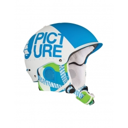 Casque Picture Hubber Blue 2015