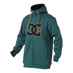 Fleece Dc Shoes Marquee Gre0 2015