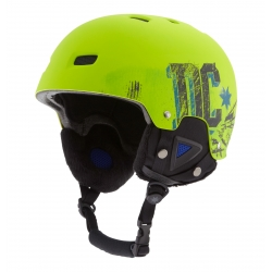 Casque Dc Shoes Unleashed Gjz0 2015