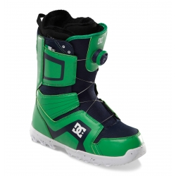 Boots Dc Shoes Scout boa green 2015