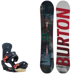 Pack Burton Process Flying V + Burton mission est navy 2015